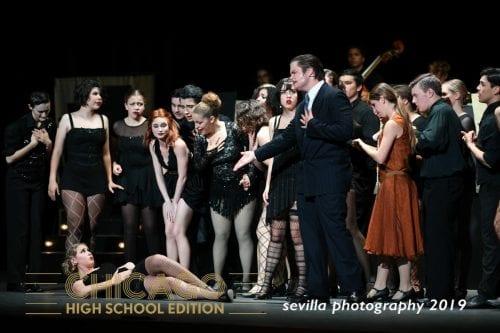 Chicago High School Drama production